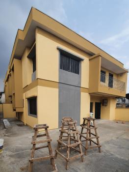 Newly Renovated 4 Bedrooms Semi Detached Duplex, Bode Thomas, Surulere, Lagos, Semi-detached Duplex for Rent