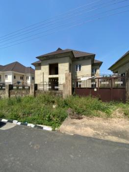 4 Bedroom Detached Duplex Carcass, Lokogoma District, Abuja, Detached Duplex for Sale