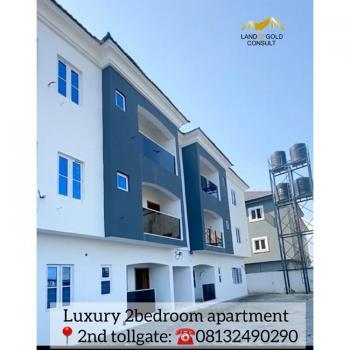 Luxury 2bedroom Apartment, 2nd Tollgate, Lekki Phase 2, Lekki, Lagos, Block of Flats for Sale