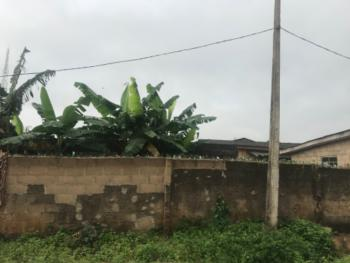 Uncomplicated Building at Decking Level on Half Plot of Land, Akute, Ifo, Ogun, Block of Flats for Sale