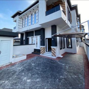 Luxury 4 Bedroom Semi-detached Duplex Located at Chevron Lekki, Chevron Drive Lekki, Lekki Expressway, Lekki, Lagos, Detached Duplex for Sale