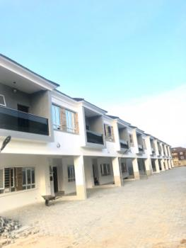 Newly Built and Well Finished 4 Bedroom Terrace, Ikate Elegushi, Lekki, Lagos, Terraced Duplex for Sale
