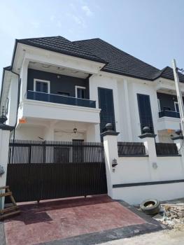 Newly Built 4 Bedroom Semi Detached Duplex, Osapa London, Osapa, Lekki, Lagos, Semi-detached Duplex for Rent