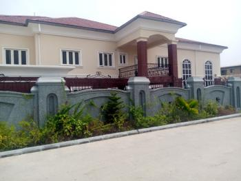 9 Bedrooms, 3 Bq & 2 Security Office., Opposite Nicon Town Estate, Jakande, Lekki, Lagos, House for Sale
