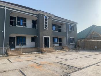Brand New 3-bedroom Flat ( Fully Serviced and Partially Furnished), Wuye, Abuja, Flat for Rent