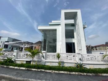 Luxury 5 Bedroom Fully Detached Duplex Located at Osapa London, Osapa London, Osapa, Lekki, Lagos, Detached Duplex for Sale