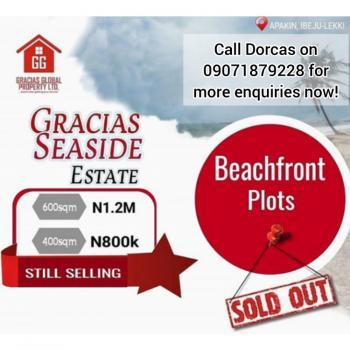 Gracias Seaside Phase 1, Gracias Seaside Phase 1, Apakin, Ibeju Lekki, Lagos, Residential Land for Sale