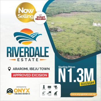 Earn High Returns on a Land Free From Government Acquisition, Araromi Ibeju Lekki Town, Ibeju Lekki, Lagos, Residential Land for Sale