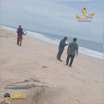 Well Situated 100% Dry Land Free From Government Encumbrance, Akodo Ise Town, 1 Min Drive From La Campagne Tropicana Resort, Ibeju Lekki, Lagos, Residential Land for Sale