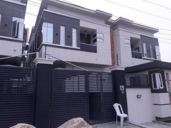 Newly Built 4 Bedroom Detached House with Bq, Off Lekki Epe Expressway, Igbo Efon, Lekki, Lagos, Semi-detached Duplex for Sale