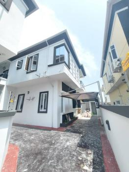 5 Bedroom Fully Detached Duplex with Bq with Pristine Finishing, Chevron Estate, Lekki, Lagos, Detached Duplex for Sale