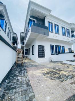 Brand New 4bedroom with a Bq, Osapa, Lekki, Lagos, Semi-detached Duplex for Rent