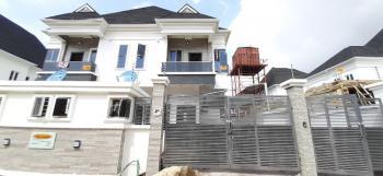 Luxuriously Finished 4 Bedroom Semi Detached Duplex with Bq, Serviced Estate, Chevron Toll Gate, Lekki, Lagos, Semi-detached Duplex for Sale