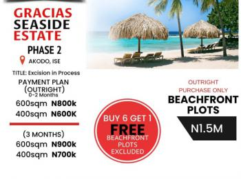 Gracias Seaside Phase 2, Gracias Seaside Phase 2, Akodo Ise, Ibeju Lekki, Lagos, Residential Land for Sale