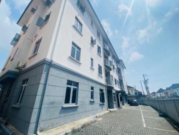 Serviced 3bedroom Flat with Bq, Osapa, Lekki, Lagos, Flat for Rent