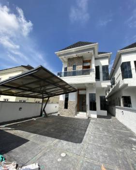 Brand New Luxurious 5 Bedroom Fully Detached Duplex with Bq, Chevron Lekki, Lekki, Lagos, Detached Duplex for Rent