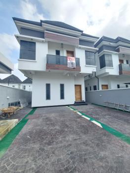 Brand New 5 Bedroom Fully Detached Duplex with Bq, Chevron Lekki, Lekki, Lagos, Detached Duplex for Rent
