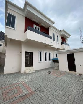 Brand New 4 Bedroom Semi Detached Duplex with Bq, Ologolo, Lekki, Lagos, Semi-detached Duplex for Rent