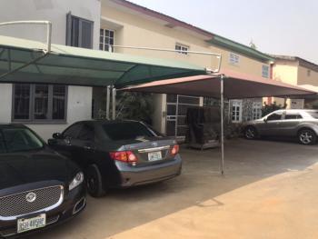 3 Bedrooms Duplex with Boys Quarters on a Corner Piece, Fcda Quarters, Aminu Kano Crescent, Wuse 2, Abuja, Semi-detached Duplex for Sale