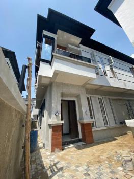 4 Bedroom Semi Detached Duplex with a Room Bq and Long Drive, Orchid, Ikota, Lekki, Lagos, Semi-detached Duplex for Rent