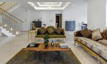 5 Bedroom Furnished Apartment with Swimming Pool, Gym and Club House, Victoria Island (vi), Lagos, Flat Short Let