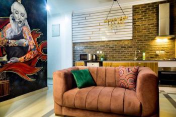 Luxury 1 Bedroom Apartment, Off Ligali Ayotunde/senrolu Street, Victoria Island (vi), Lagos, Flat Short Let
