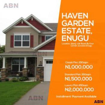 Land, Silver Park Estate, Close to Adoration Ministries, Emene, Enugu, Enugu, Residential Land for Sale