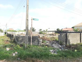 Fenced 2plots of Land Close to Road, Elesekan Estate, Bogije, Ibeju Lekki, Lagos, Residential Land for Sale