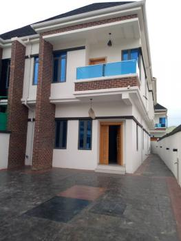 Tastefully Finished 4 Bedroom Semi Detached House with Bq, Tobiloba Estate, Ologolo, Lekki, Lagos, Semi-detached Duplex for Rent
