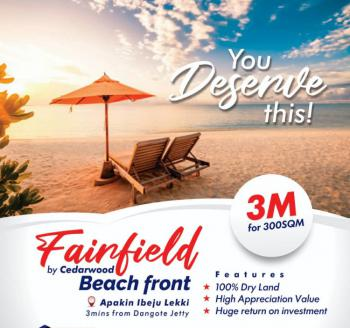 Estate Land, Close to Dangote Seaport, Ibeju, Lagos, Residential Land for Sale