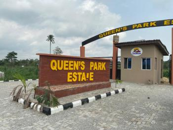 Superb Luxury 100% Dry with C of O As Title for Grabs, Queens Park Estate, Mowe Ofada, Ogun, Mixed-use Land for Sale