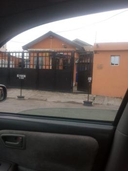 a Fully Detached 4 Bedrooms Bungalow, Sabo, Yaba, Lagos, Detached Bungalow for Sale