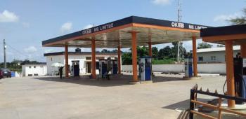 Petrol Filling Station (functional), Karu-jikwoyi Road, Fct, Karu, Abuja, Filling Station for Sale