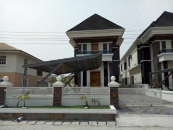 Massive Custom Built 5 Bedroom Fully Detached House with Swimming Pool, Megamound Estate, Lekki, Lagos, Detached Duplex for Sale