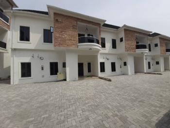 Newly Built 4 Bedroom Terrace, Second Toll Gate Chevron, Lekki Phase 2, Lekki, Lagos, Terraced Duplex for Sale