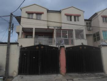 4 Bedroom Duplex with Study, Servant Quarter  and Gate House, Ilupeju, Lagos, Semi-detached Duplex for Sale