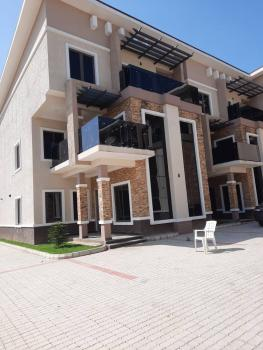 Newly Built Serviced 4 Bedrooms Terraced Duplex with  Bq, By Gilmor, Jahi, Abuja, Terraced Duplex for Rent