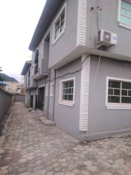 3 Bedroom Flat, All Rooms Ensuite with Visitors Toilet, Gbagada, Lagos, Flat / Apartment for Rent