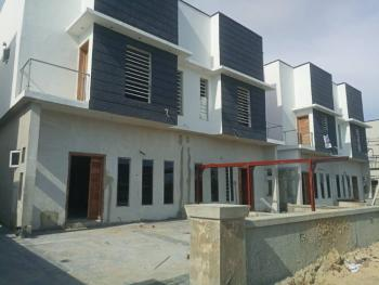 Exquisitely Finished 4 Bedroom Semi Detached Duplex with Bq, After Chevron Toll Gate, Ikota, Lekki, Lagos, Semi-detached Duplex for Sale