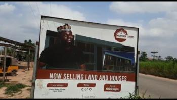 Affordable Land with C of O Now on Promo, Directly on Ofada Road, 6 Minutes Drive From Lagos-ibadan Expressway, Mowe Town, Ogun, Mixed-use Land for Sale