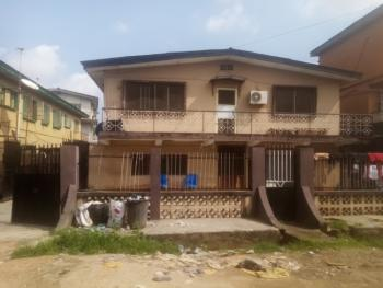 Storey Building Full Plot, Off Agunlejika, Ijesha, Surulere, Lagos, House for Sale