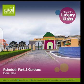 Adron Homes Estate with Installment Payment, Rehoboth Park and Gardens Phase One, Ibeju Lekki, Lagos, Mixed-use Land for Sale