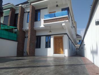 Brand New 4bedroom Duplex with Room Bq, Ocean Blue Estate, Lekki, Lagos, Semi-detached Duplex for Rent