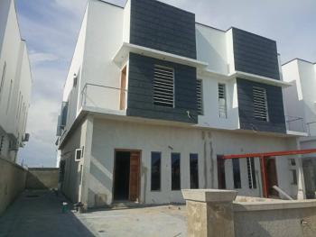 Newly Built 4 Bedroom Semi Detached with Bq, After Chevron Toll Gate, Ikota, Lekki, Lagos, Semi-detached Duplex for Sale