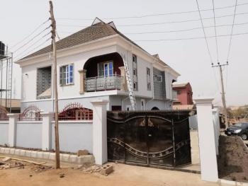 Luxury 4 Bedrooms Duplex and a Room Self Contained, Omolayo Estate, Akobo, Ibadan, Oyo, Detached Duplex for Sale