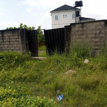 a Plot of Land in Good Location, Henry Udofia Close, Newtown Estate, Ogombo, Ajah, Lagos, Residential Land for Sale