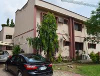 Semi Detached 4 Bedroom Duplex with 2 Room Bq., No 16 Abubakar Usman Cresent, Off Obafemi Awolowo Way, Jabi, Jabi, Abuja, Semi-detached Duplex for Sale