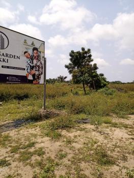 Classic Land Facing The Road, Elite Gardens Estate, Lekki Epe Express Way, Abijo, Lekki, Lagos, Mixed-use Land for Sale