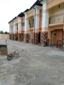 Luxury 2 Bedroom Terrence Duplex with Federal Light, Off G U Akeh Road, Eliozu, Port Harcourt, Rivers, Terraced Duplex for Rent
