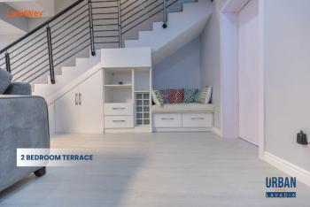 Luxury 2 Bedroom Terrace, Abraham Adesanya., Ogombo, Ajah, Lagos, Flat for Sale